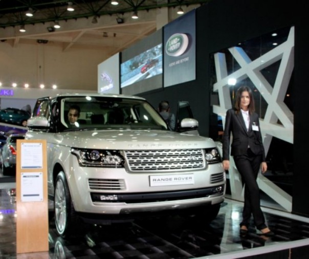 Model Land Rover 2013. Foto: Flickr.