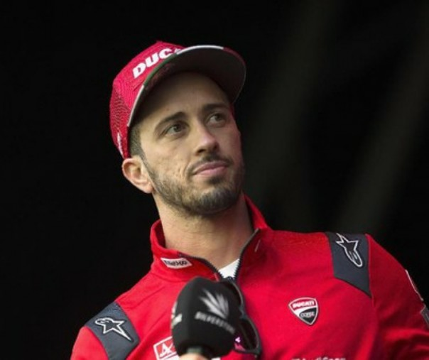 Andrea Dovizioso. Foto: Getty Images.