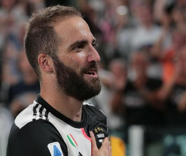 Gonzalo Higuain. Foto: Getty Images.
