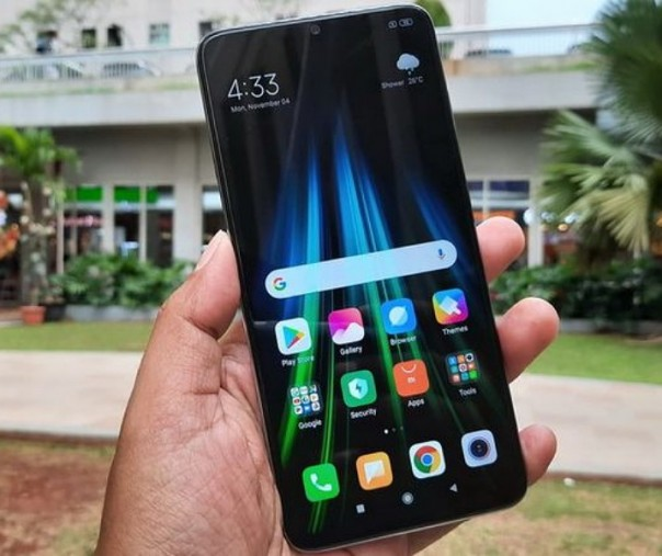 Redmi Note 8 (Foto: Istimewa/internet)