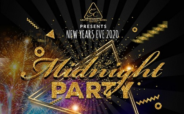 Midnight Party 2020 Hotel Grand Central Pekanbaru