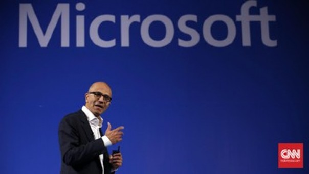 Microsoft akan bangun data center di Indonesia.