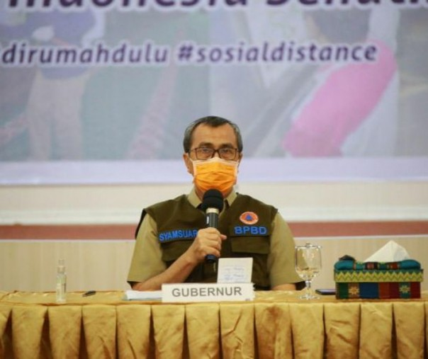 Gubri Syamsuar (Foto media center Riau)
