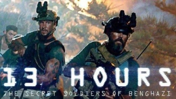 Film 13 Hours: The Secret Soldiers of Benghazi