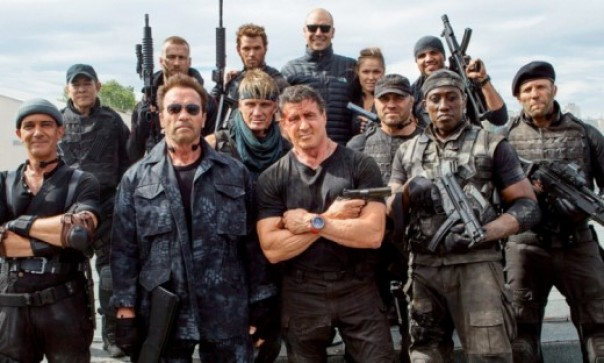 Film The Expendables 3