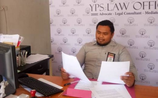 Antoni Shidarta dari YPS Law Office