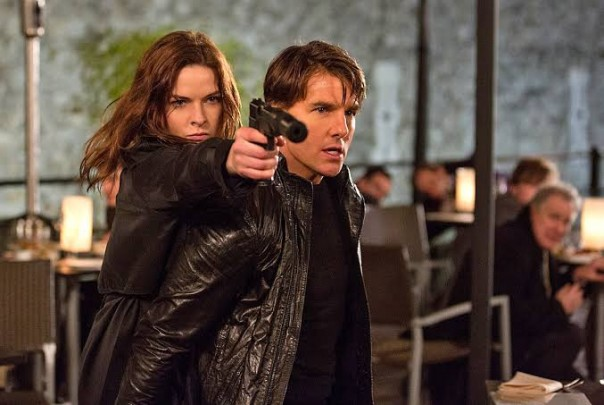 Film Mission: Impossible Rogue Nation